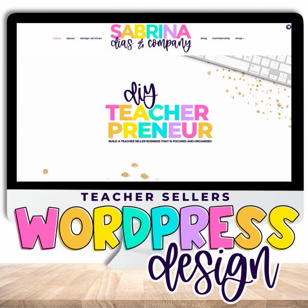 wordpress-design-for-teacher-sellers