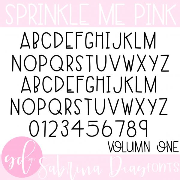 Rae Dunn Inspired Fonts