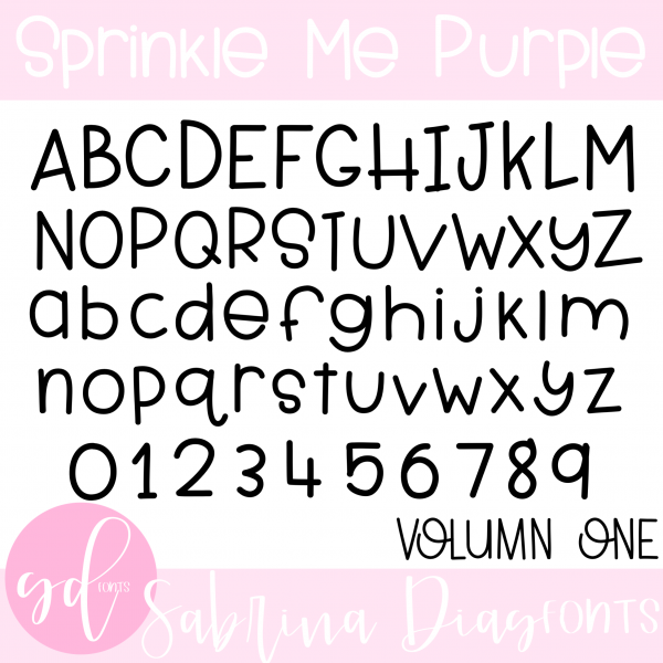 Simple and Fun Fonts